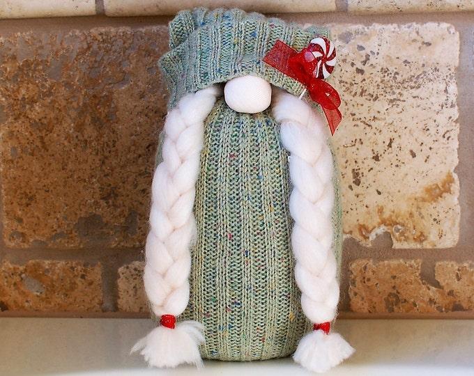 Candycane the Christmas Gnotable Gnome