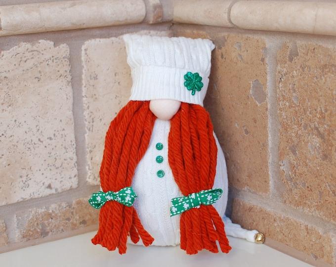 St. Patrick's Day Gnome - Moira