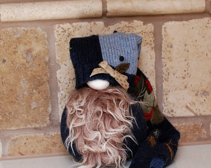 Berry the Fall Gnotable Gnome
