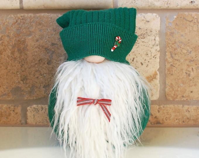 Alfredo the Christmas Elf Gnome