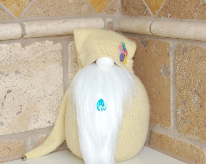 Easter Yellow Gnome - Ewen