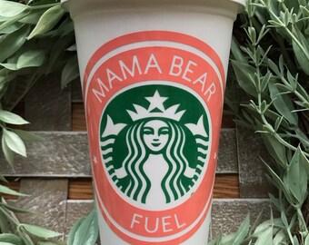 CUSTOM Starbucks Reusable Hot Cup, Coffee, Starbucks, Coffee Cup, Custom Cup, Personalized, Starbucks Reusable Cup, Starbucks Cup Decal