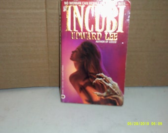 Incubi by Edward Lee Rare 1991 Paperback