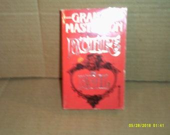 Picture of Evil by Graham Masterton First Printing 1985