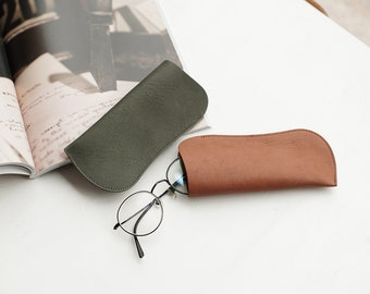 c3320067153 leather eyeglasses case