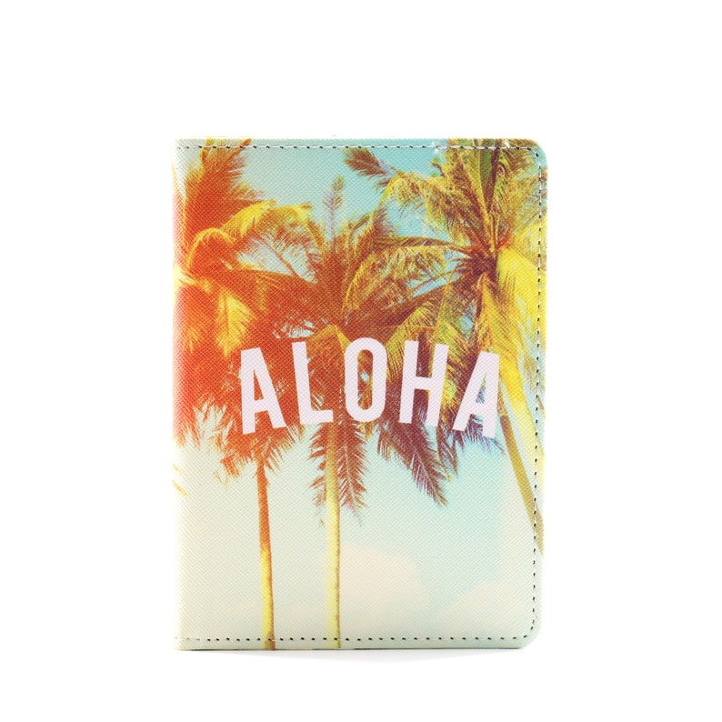 Aloha passport holders one of the best gifts Hawaii