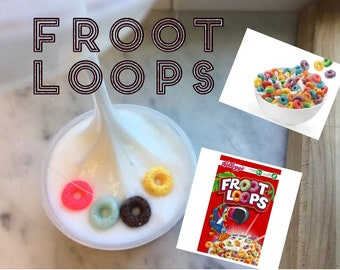 Froot Loops Cereal!