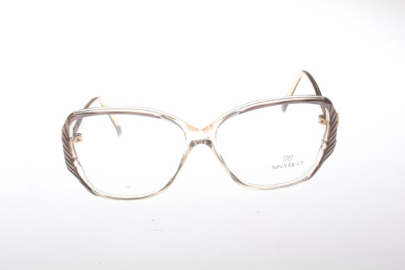Nina Ricci Oversized vintage eyeglasses
