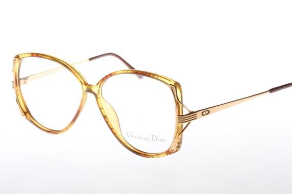 Christian Dior Oversized vintage eyeglasses