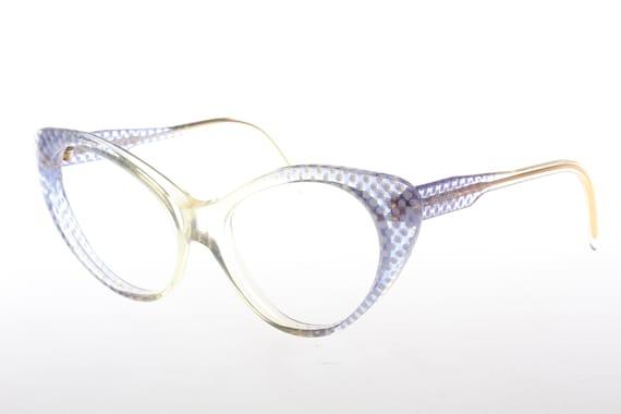 Bella Oversized Cateye vintage eyeglasses