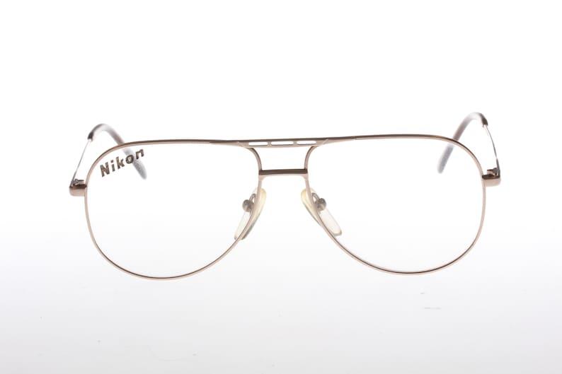 cb81107a200b Nikon Frame Japan vintage eyeglasses