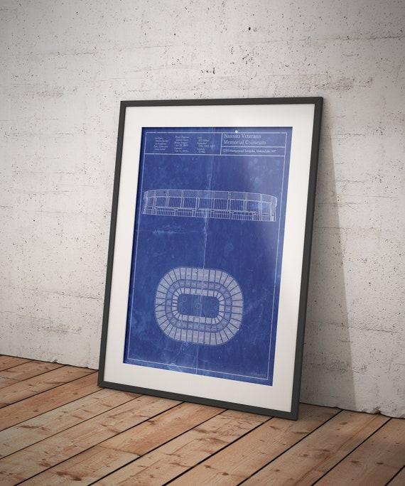 New York Islanders Nassau Colesium Final Regular Season Game Photo Size: 12.5 x 15.5 Framed