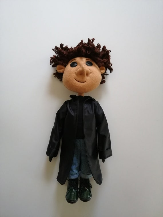 The Other Wybie Lovat Doll Handmade From The Movie Etsy