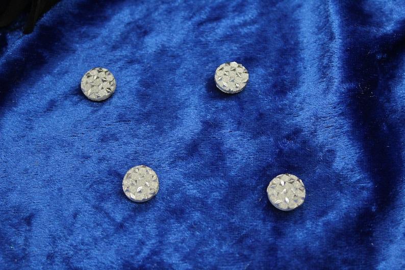 Petite Silver Diamond Horse Show Magnets