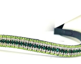 Mega Bling - Emerald & Peridot