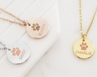 50e15be62b2a Custom Pet Portrait Dog Necklace Pet Loss Gift for Mom Dog Mom Memorial Pet  Jewelry Pet Gift Dog Grandma