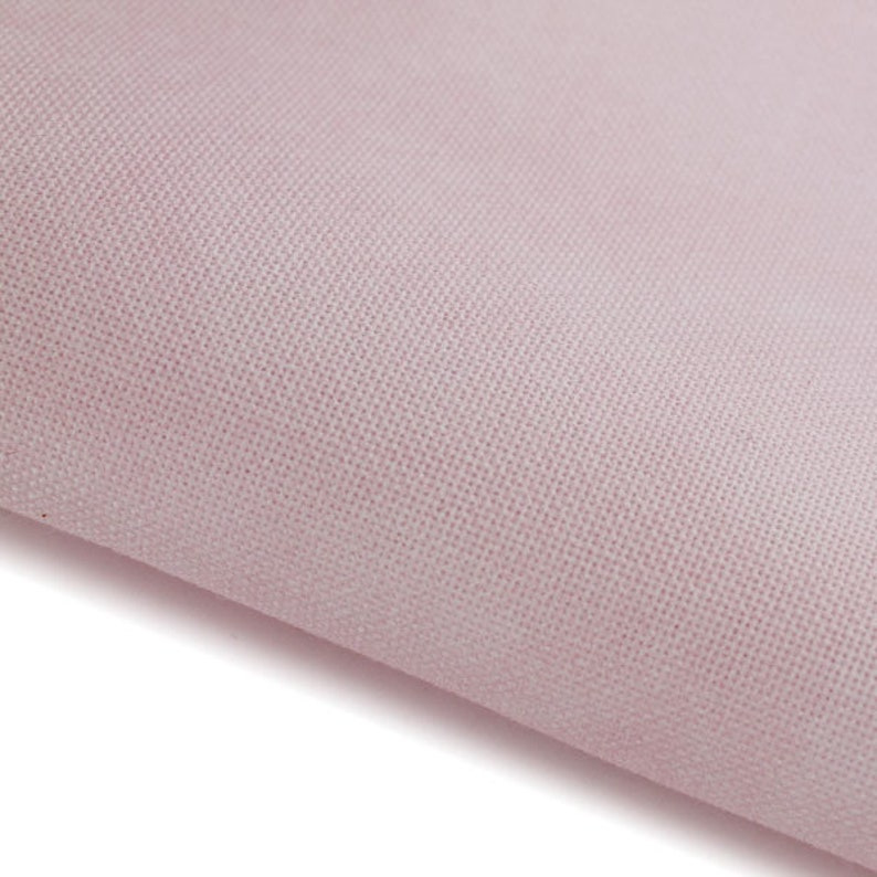 Hand Dyed  Cross Stitch Fabric  Choose from Aida Evenweave  Linen or Quilt  Embroidery Hush Pink Hand Dyed Pt Lugana Cashel