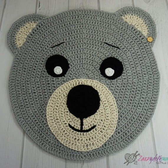 Crochet Animal Rugs Beautiful Patterns | The WHOot | 570x570