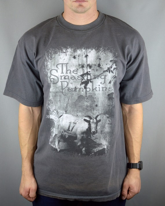 Vintage The Smashing Pumpkins 90s t shirt (Made In