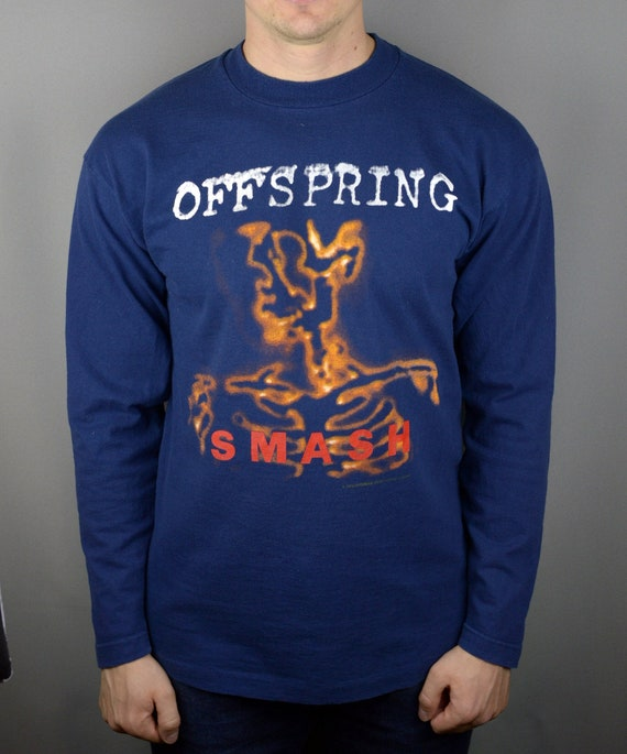 Vintage 1994 Offspring Smash longsleeve t shirt (S