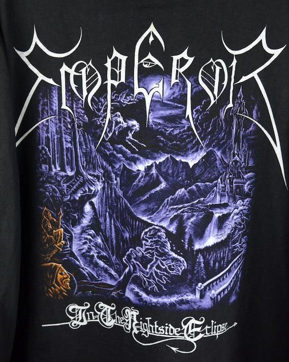 Emperor rare vintage longsleeve shirt candlelight