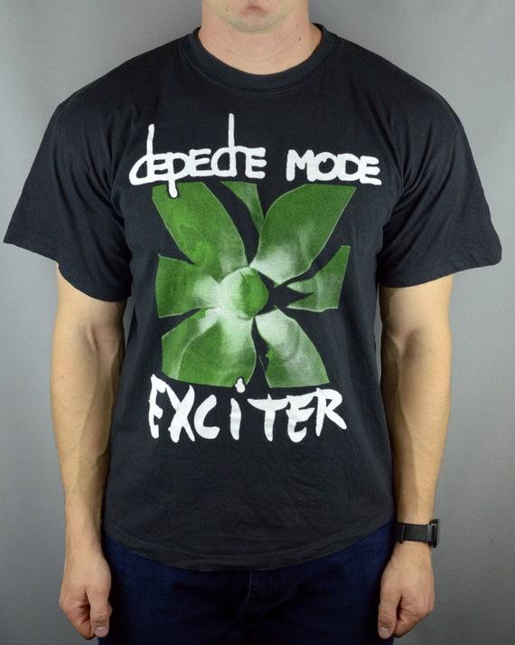 Vintage Depeche Mode Exciter 2001 t shirt