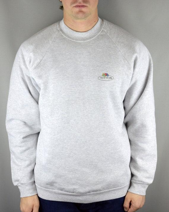 Vintage Fruit Of The Loom blank sweatshirt