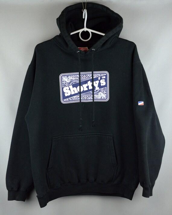Vintage Shortys 90s hoodie