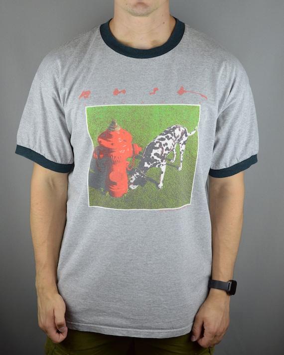 Vintage Rush Signals 2004 t shirt