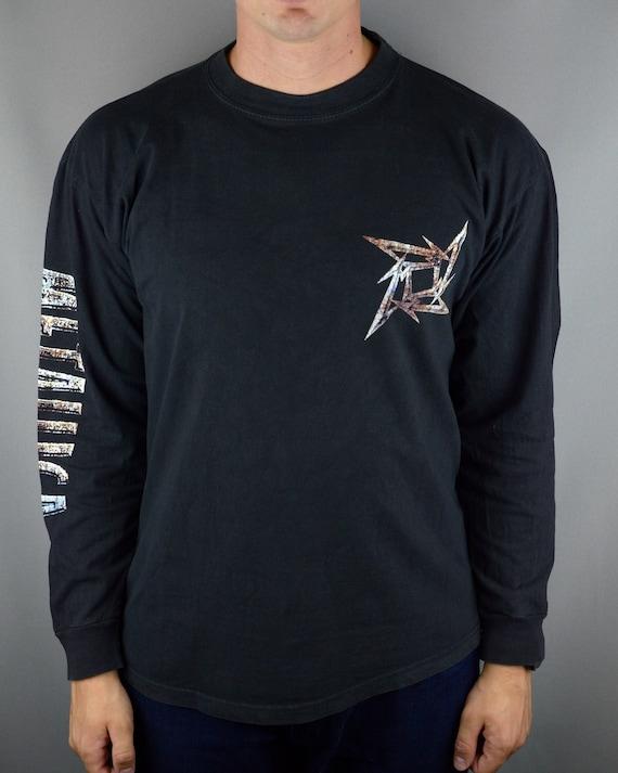 Vintage Metallica 1996 long sleeve t shirt