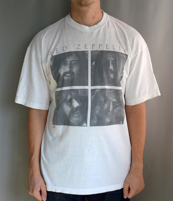 Vintage 1993 Led Zeppelin  t shirt