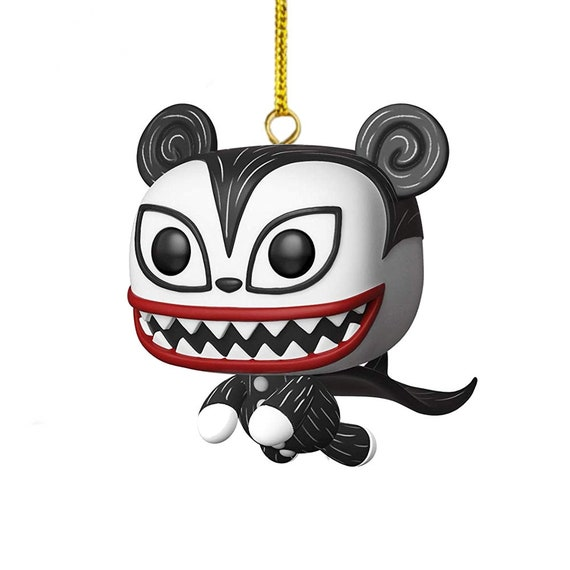 Nightmare Before Christmas Vampire Teddy Ornament Tree Haunted Mansion