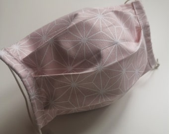 Face Mask with filter pocket/ Fabric Face Mask