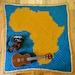 Constantine, MaryAnne reviewed Crochet Pattern // Vintage Africa Map C2C Blanket