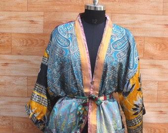61770dc987 Kimono, Festival Clothing, Beach Kimono, Festival Kimono, Festival  Clothing, Kimono Kaftan, Festival Boho Kimono Beach Cover #MK069