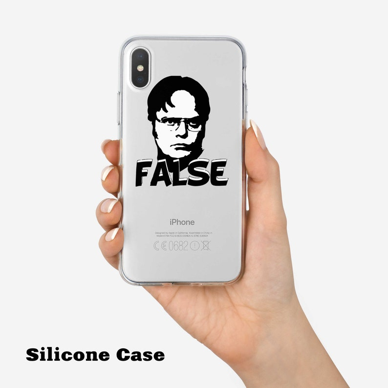 new arrival 6aaec fa4de Inspired The Office Case iPhone 8 plus Case Office iPhone 7 plus Case  Samsung s9 clear iPhone X Case Samsung Note 8 Case Galaxy s8 Case