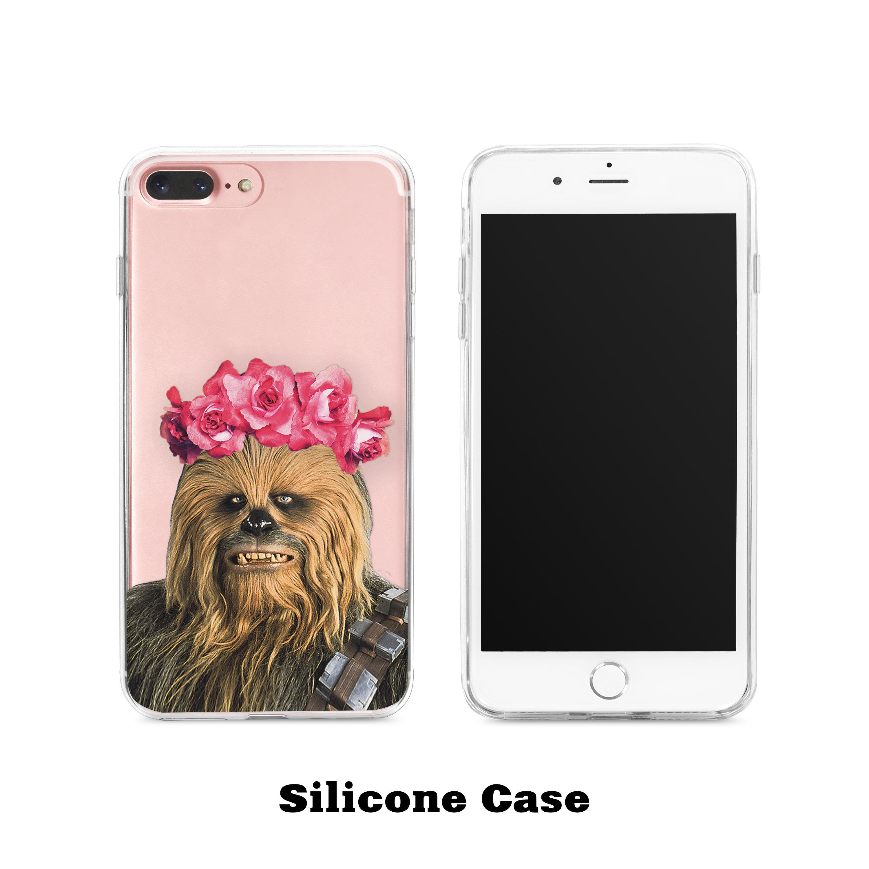 new styles a0a73 f493f Chewbacca Case iPhone X Case Samsung S9 Case iPhone 7 Case Samsung S8 Case  iPhone 8 Case Samsung Note 8 Case iPhone 5s Case iPhone 6s Case