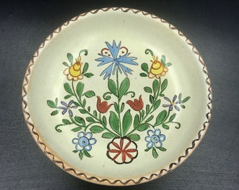 Austria Ceramic Dish Ghedina of Innsbruck