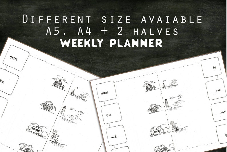 photo regarding Weekly Journal Template titled Weekly planner obtain bullet magazine template undertaking planner character weekly planner weekly toward do record printableminimal planner weekly