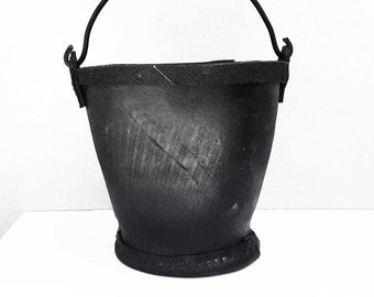 Recycled Rubber jar/Pail