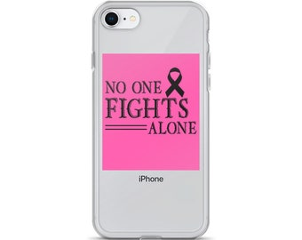 Breast cancer ipod holder