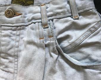 High Waisted Vintage Shorts