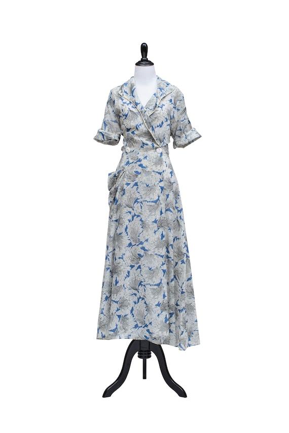 1950's Housecoat