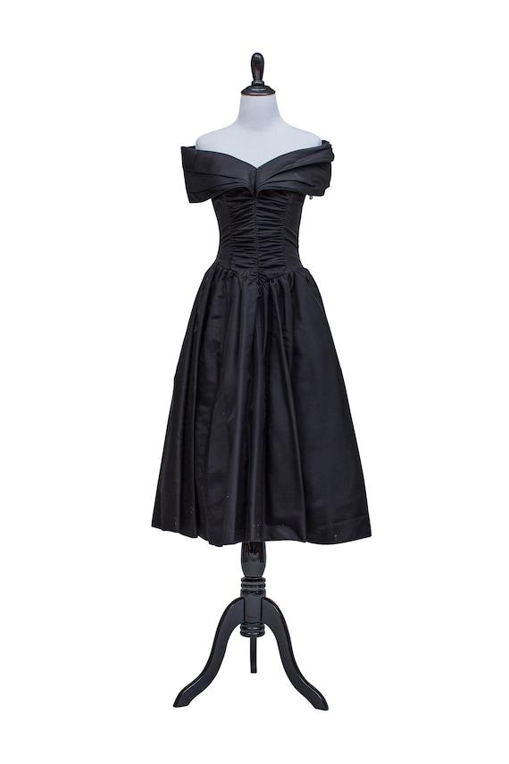 1950's Little Black Dress