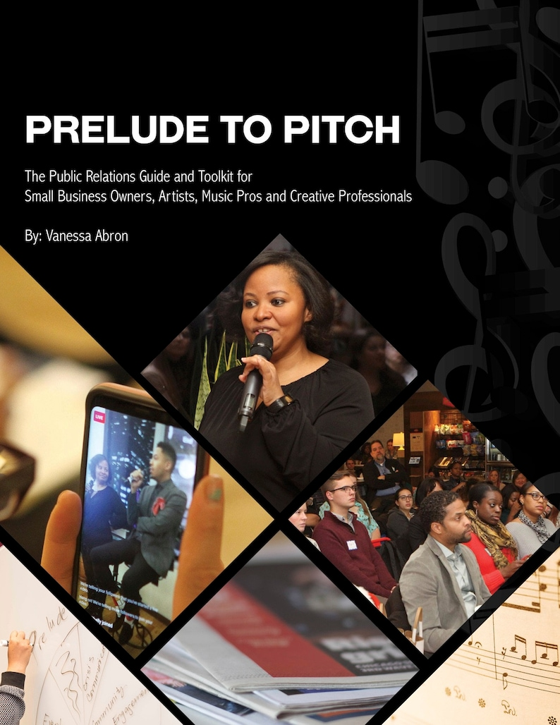 Prelude to Pitch  The Public Relations Guide and Toolkit image 0