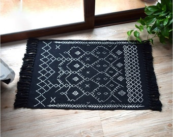 """Chindi Cotton Area Rug Set Of Two 24""""X40"""""""