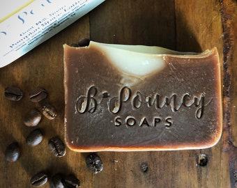 B Pouncy Soaps