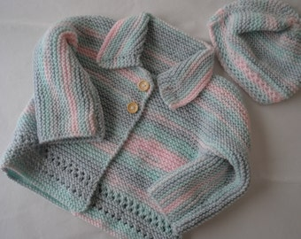 Newborn Knit Sweaters