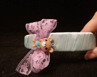 Handcrafted Teddybear Headband