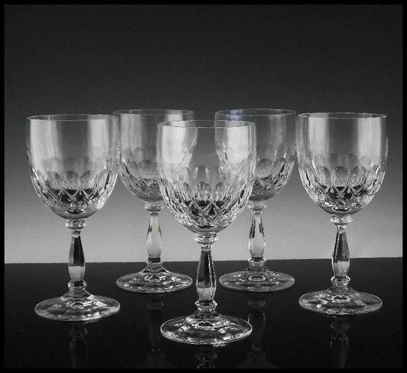 Chic Antique Antoinette Weinglas Mit Muster